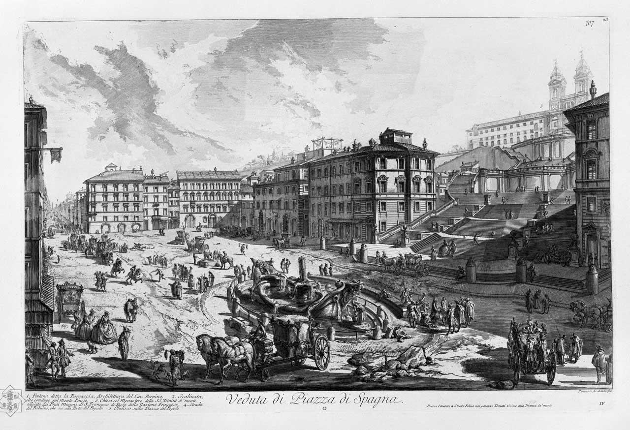 Goethe E Villa Medici Roma